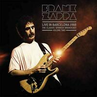 Zappa Frank - Live In Barcelona 1988: The Classic Spanish Broadcast [VINYL]