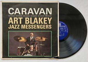 ART BLAKEY & THE JAZZ MESSENGERS Caravan ORIGINAL RIVERSIDE MONO VG+/Good