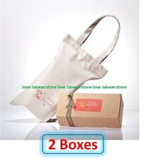 2 Boxes DHL Ship - SunnyHills Pineapple Pastry Cake (10 Pcs/Box) 微熱山丘鳳梨酥 (10個/盒)