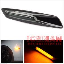 Seiten Blinker Lampe BMW 5er E60 Limousine E61 Touring LED Seitenblinker Chrome