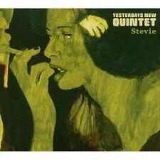 Stevie By Yesterdays Quintet Performer On Audio CD Album 2004 Very Good