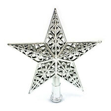 Christmas Tree Star Topper Ornament Party Decoration Xmas New Decorations Stars&