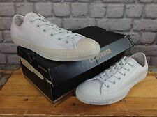 CONVERSE MENS UK 8 EU 41.5 GREY MONO CTAS TRAINERS RRP £54.99