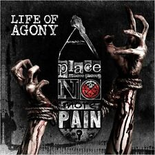 LIFE OF AGONY - A Place Where There's No More Pain CD