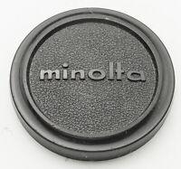 Minolta -  Objektivdeckel Deckel Cap Lenscap 55mm Stülpdeckel