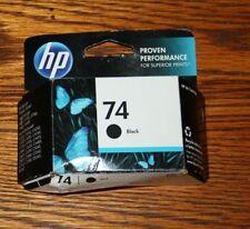 74 HP BLACK ink - PhotoSmart D5360 D5345 C5580 C5550 C5540 C5280 C5250 printer