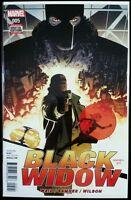 BLACK WIDOW #5 (2016 MARVEL Comics) ~ VF/NM Book