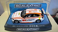 Scalextric  BMW 125  #111  Series 1  BTCC 2015    Ref. C3784 NEU