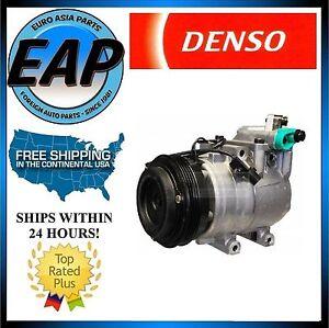 For Sephia Spectra 1.8L 2.0L 4cyl OEM Denso AC A/C Compressor NEW
