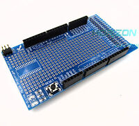 Arduino UNO R3 MEGA2560 Prototype Shield ProtoShield V3 with min breadboard 170