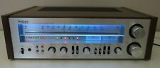 TECHNICS SA-600 STEREO RECEIVER WORKS PERFECT SERVICED LED UPGRADE