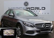 Einbau Mercedes original Kamera C-Klasse W205 wie ab Werk C220 AMG hinten