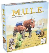 M.U.L.E. MULE THE BOARD GAME (2015) NEW cards adult 14+ computer adapt aliens
