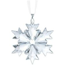 Swarovski 2018 Annual Little Snowflake Ornament, New in Box