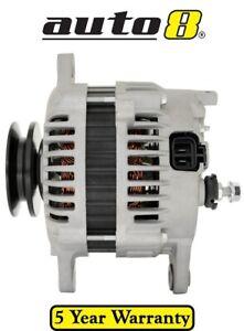 New 125A High Output Alternator for Nissan Patrol GU 4.2L Turbo Diesel TD42T