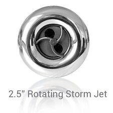 6.5cm/2.5inch Rotating Storm Hydrotherapy Jet   Hot Tub Suppliers   FREE P&P