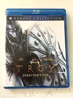 Troy - Director's Cut - Brad Pitt - BLU RAY