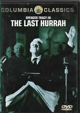 The Last Hurrah Spencer Tracy USED VERY GOOD DVD