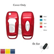 Paint Metallic Color Shell Cover fit for FORD Mondeo Escort Flip Key Case 3 B RD
