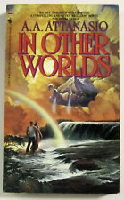 In Other Worlds (Radix #2) by A.A. Attanasio Pb 1st Bantam