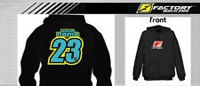 CUSTOM NAME AND NUMBER  HOODIE SWEAT SHIRT MX MOTOCROSS  Style #13