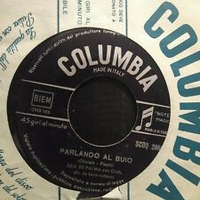 Jula De Palma – Refrains / Parlando Al Buio 45 giri 1956 italian issue  NM