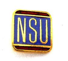 AUTO Pin / Pins - NSU LOGO [1091]