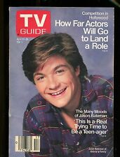 TV Guide Magazine April 23-29 1988 Jason Bateman VG No ML 121516jhe