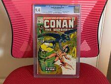 Conan the Barbarian #9 CGC 9.4