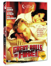 Great Balls of Fire! (1989) Jim McBride DVD *NEW