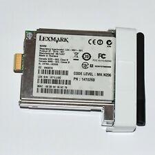 Lexmark N2050 14T0260 Wireless WiFi Print Server Interface Card 802.11 A/B/G