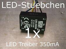 LED DC/DC Konstantstromquelle 350mA, LDD-350 HW, LED-Treiber step-down