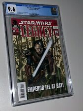 Star Wars Legacy #13 CGC 9.6