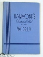 Hammond's Pictorial Atlas of the World 1936