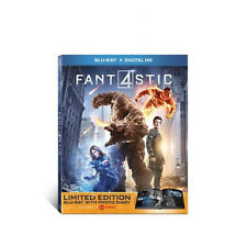 Fant4stic (Fantastic Four) (Blu-Ray Disc, 2015) Target (Photo Diary) Brand NEW
