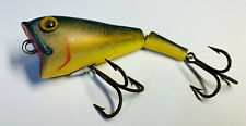 Vintage FISHING LURE: L&S - 12M19 - USA - Jointed
