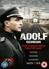 Adolf Eichmann (DVD) (NEW AND SEALED) (REGION 2)