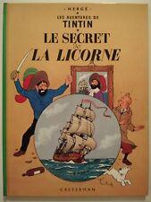 TINTIN ** TOME 11 LE SECRET DE LA LICORNE ** C3   1978 HERGE