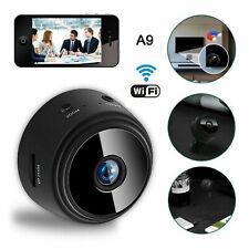 Hidden Spy Mini Camera WiFi Cam Security Wireless IP 1080P Outdoor Indoor Remote