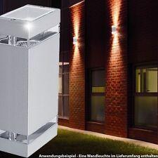 Akzent Fassaden Strahler LED Wand Leuchte Einfahrt Garten Lampe 10 W Spot Licht