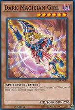 Dark Magician Girl Individual Yu-Gi-Oh! Cards