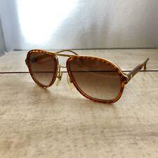 '80 DUNHILL 6077 11 Authentic Vintage Sunglasses Great con! Super Rare!!