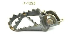 KTM 125 LC2 Bj.99 - Fußraste vorne rechts Fahrer ***