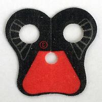 1 x STAR WARS lego FIRST ORDER OFFICER PAULDRON cloth GENUINE 75100 75104