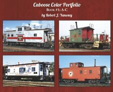 Caboose Color Portfolio Book #1 A-C (Softcover) / Railroad