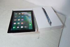 "Apple A1459 iPad 4th Gen 9.7"" Touch 32GB Wi-Fi+AT&T 4G Cellular Black MD517LL/A"
