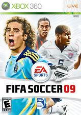 FIFA Soccer 2009 Xbox 360 New Xbox 360