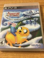 COMPLETE Adventure Time: The Secret of the Nameless Kingdom(PlayStation 3, 2014)