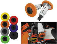 Grip Armor Bar End Set Orange Cycra 0010-22