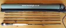 Beulah GB  G9 Super Guide 7wt 4 piece  rod with spare tip fly now £110
